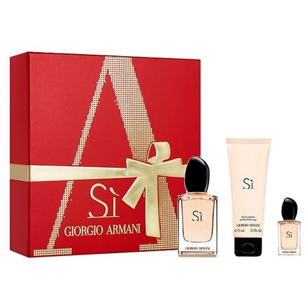 Si d'Armani, le parfum dans un nouveau coffret qui inspire la vie à l'italienne !