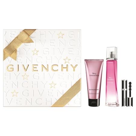 Very Irresistible, le parfum de Givenchy dans un nouveau coffret