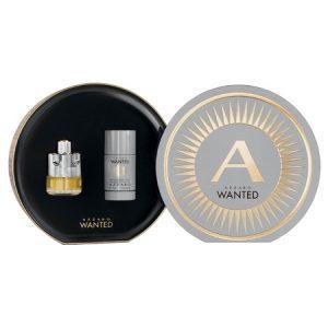 Wanted, le parfum provocateur d'Azzaro disponible dans un nouveau coffret
