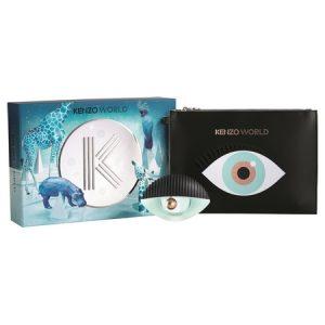 L'oeil de Kenzo World enfin disponible dans un nouveau coffret parfumé