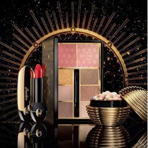 Nouveau Look Maquillage Noël de Guerlain
