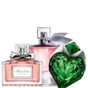 Les meilleurs parfums femmes de 2017