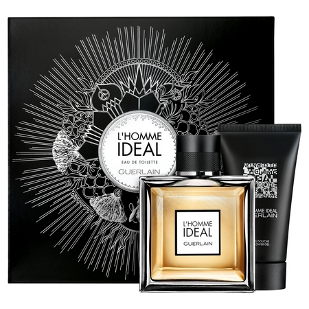 Coffret Guerlain L'Homme Idéal avec le parfum