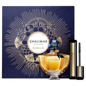 Guerlain propose son parfum Shalimar en coffret à Noël