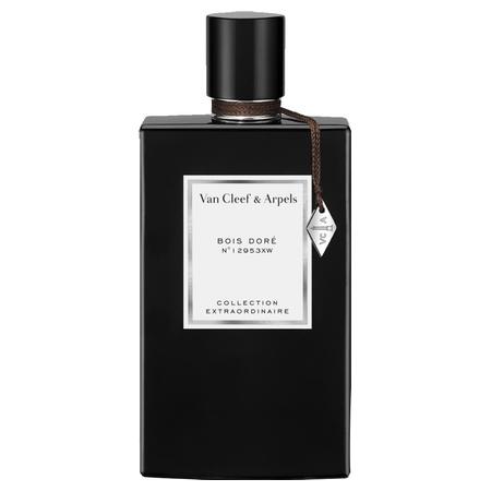 Le dernier parfum Van Cleef & Arpels Bois Doré
