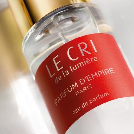 Nouveau parfum Parfum d'Empire : Le Cri de la Lumière