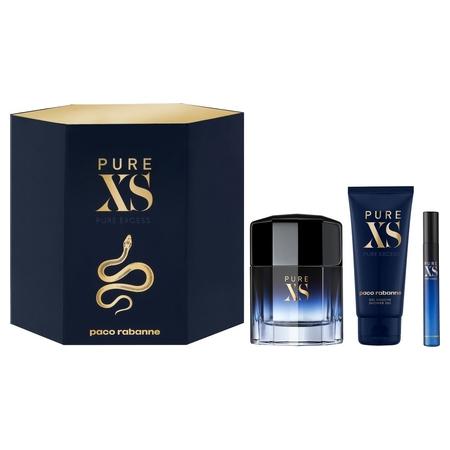 Un coffret pour le dernier parfum Pure XS Paco Rabanne