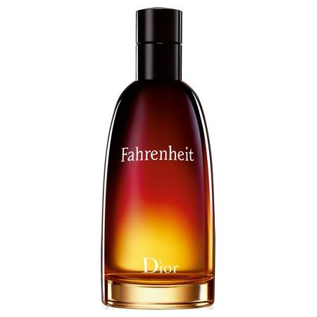 Le parfum Fahrenheit Dior