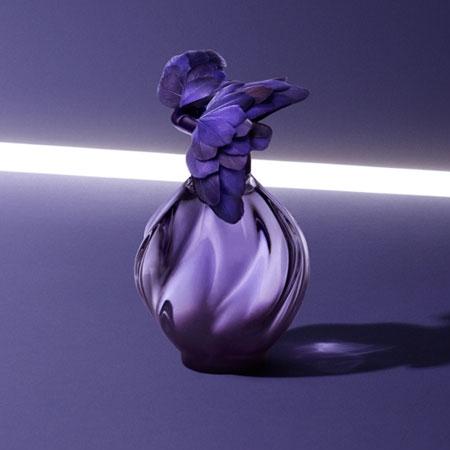 Le dernier parfum Air du Temps : Nuit Pourpre