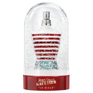 Nouveau Collector du parfum Le Male Boule à Neige Jean Paul Gaultier
