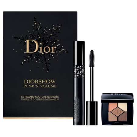 nouveau coffret mascara pump n volume de dior prime beaut. Black Bedroom Furniture Sets. Home Design Ideas