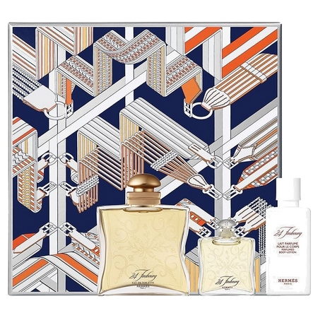 24 Faubourg, le dernier coffret parfumé Hermès