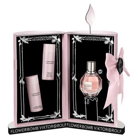 Le parfum Flowerbomb dans un nouveau coffret
