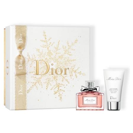 Miss dior, tout le savoir faire de la maison Dior dans un nouveau coffret parfum