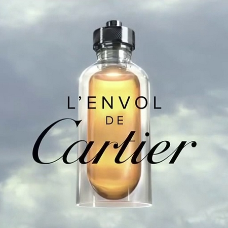Cartier L'envol S'offre Beauté Une Nouvelle De Prime Publicité 543RjcAqL
