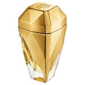 Paco Rabanne dévoile un nouveau flacon Lady Million pour Noël