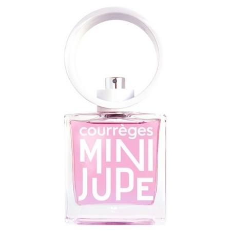 Nouveau parfum Mini Jupe de Courrèges