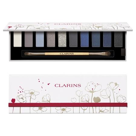 Palette de Maquillage Noël Clarins Ombres à Paupières
