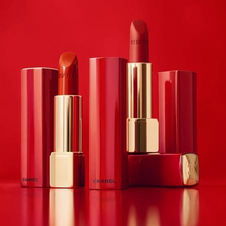 Rouge Allure NUméros Rouges de Chanel