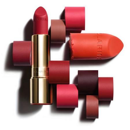 Nouveauté Clarins : Joli Rouge Velvet