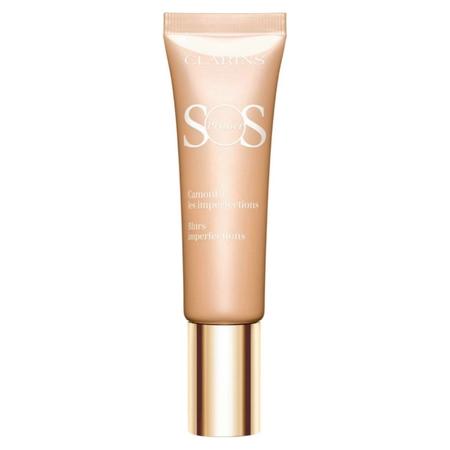 Le nouvel SOS Primer Clarins pour camoufler ses imperfections