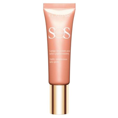 Le SOS Primer Clarins qui corrige les taches pigmentaires