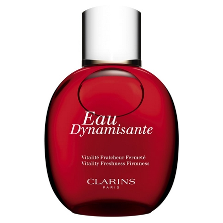 5 - L'Eau Dynamisante, un produit hybride signé Clarins