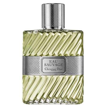 Les différents parfums Eau Sauvage Dior