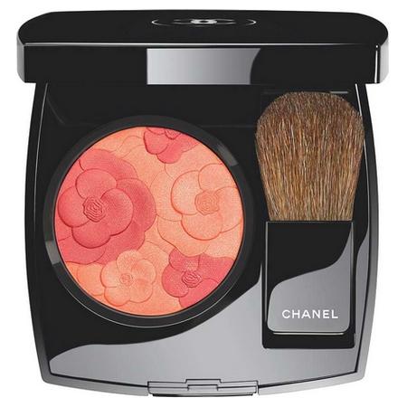 Nouveauté maquillage Chanel : Le Blush Camélia Pêche