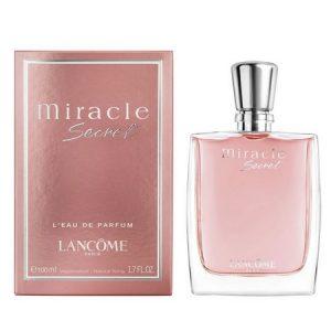 Nouveau parfum Miracle Secret de Lancôme