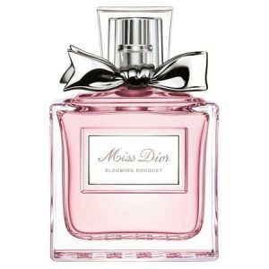 La fragrance Miss Dior Blooming Bouquet