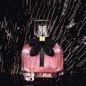 Nouveau parfum collector Mon Paris Dazzling Lights YSL