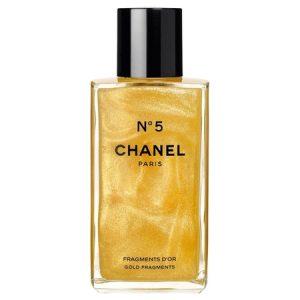 Nouveau Chanel N°5 Fragments d'Or