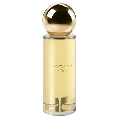 parfum cuiré empreinte courrège