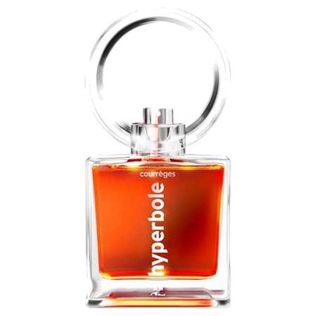 parfum épicé hyperbole courrèges