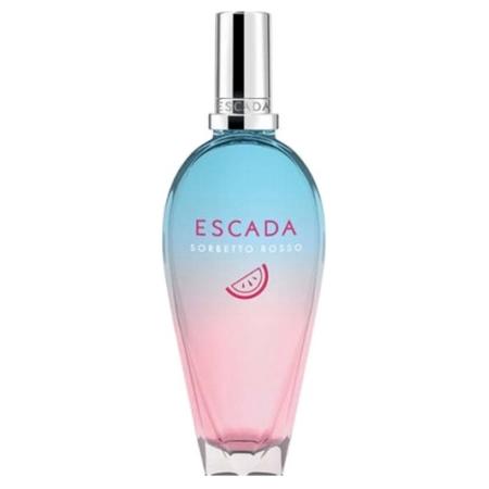 Sorbetto Rosso, le nouveau parfum Escada