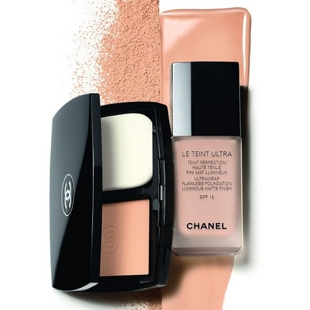 Le Teint UltraTenue , le nouveau fond de teint Chanel