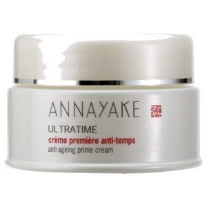 La Crème Première Anti-Temps Enrichie Ultratime d'Annayake