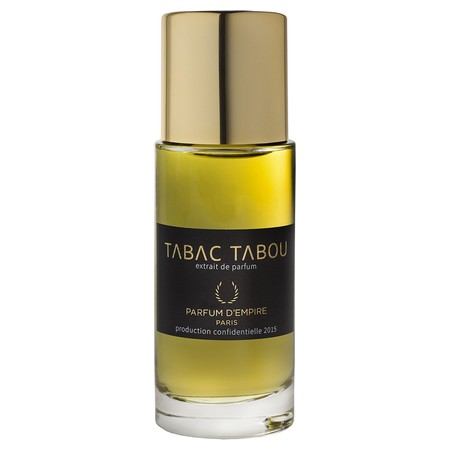 Parfum Homme Poudrés Tabac Tabou de Parfum d'Empire