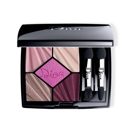 Nouvelle palette Glow Addict 5 Couleurs Dior