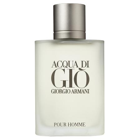 Les différents parfums Acqua di Gio d'Armani
