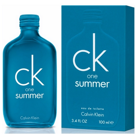 Ck One Summer 2018, nouvelle fragrance Calvin Klein