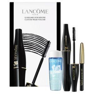 Les différents coffrets mascara Lancôme