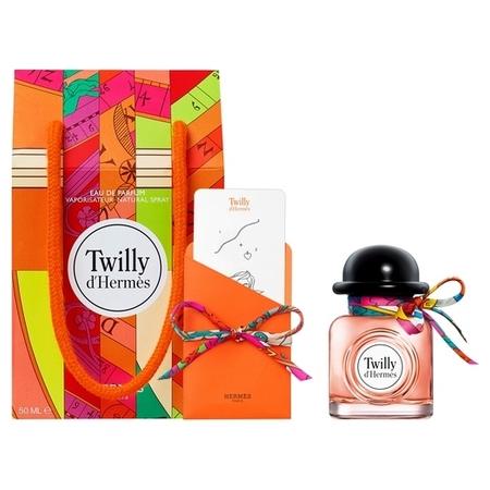 Hermès dévoile un coffret de son parfum Twilly