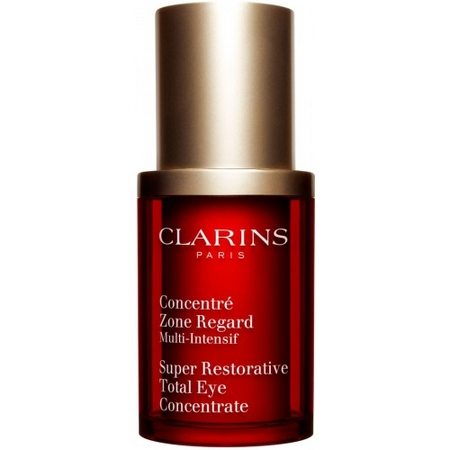 Clarins et son Concentré zone Regard Multi-Intensif