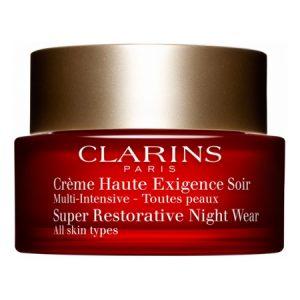 La crème Haute Exigence Soir Multi-Intensive de Clarins