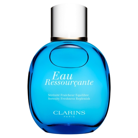 Le parfum Eau Ressourçante de Clarins