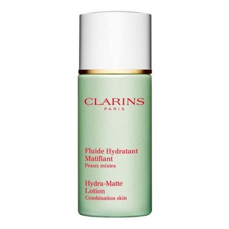 Le Fluide Hydratant et Matifiant, tout le savoir faire de Clarins pour les peaux mixtes