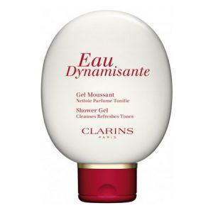Le Gel Moussant Bain et Douche Eau Dynamisante de Clarins