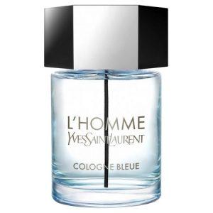 Nouveau parfum L'Homme Cologne Bleue YSL